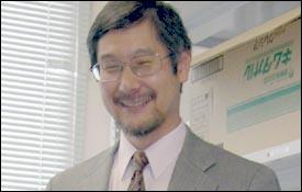 石坂丞二教授・写真